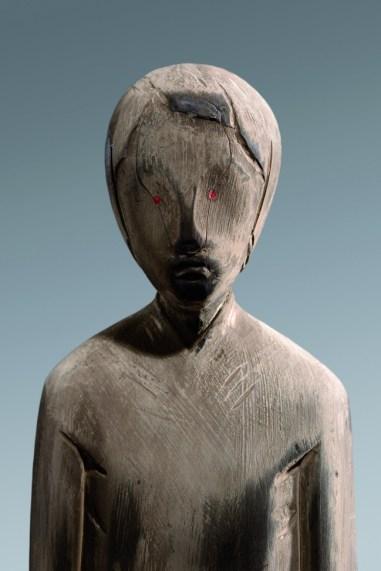 Ivan Lardschneider, Devil, 2014, cm 85, dettaglio