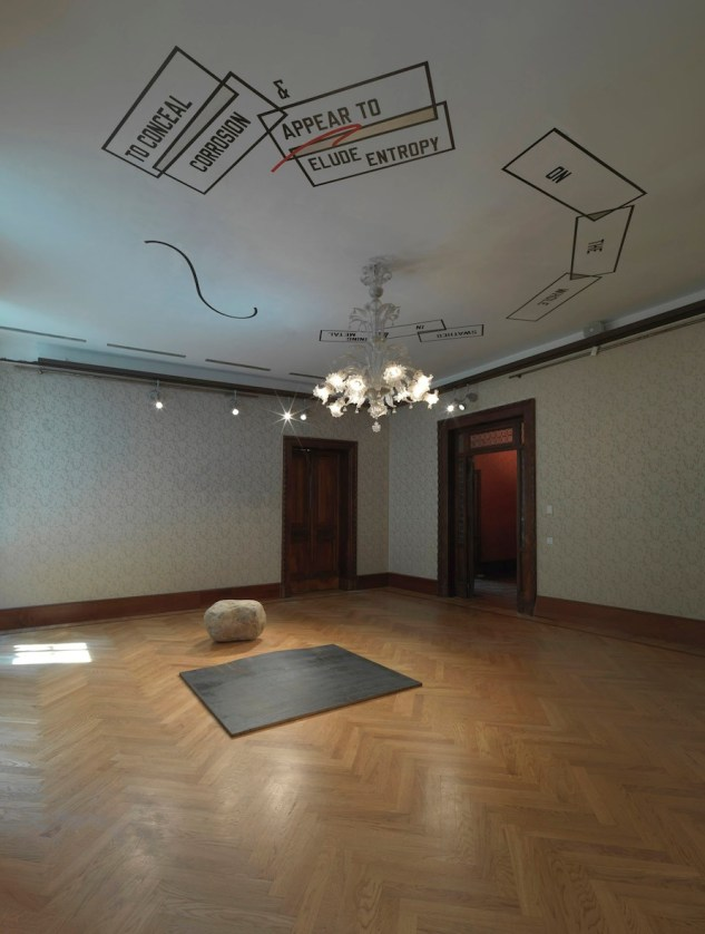 Genius Loci – Spirit of place, Installation view, Palazzo Franchetti, Venice, 2014