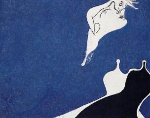 Osvaldo Licini, La patetica, 1949-50, olio su tela, 81x100 cm, Collezione privata Courtesy Lorenzelli Arte, Milano Foto Archivio Lorenzelli Arte, Milano
