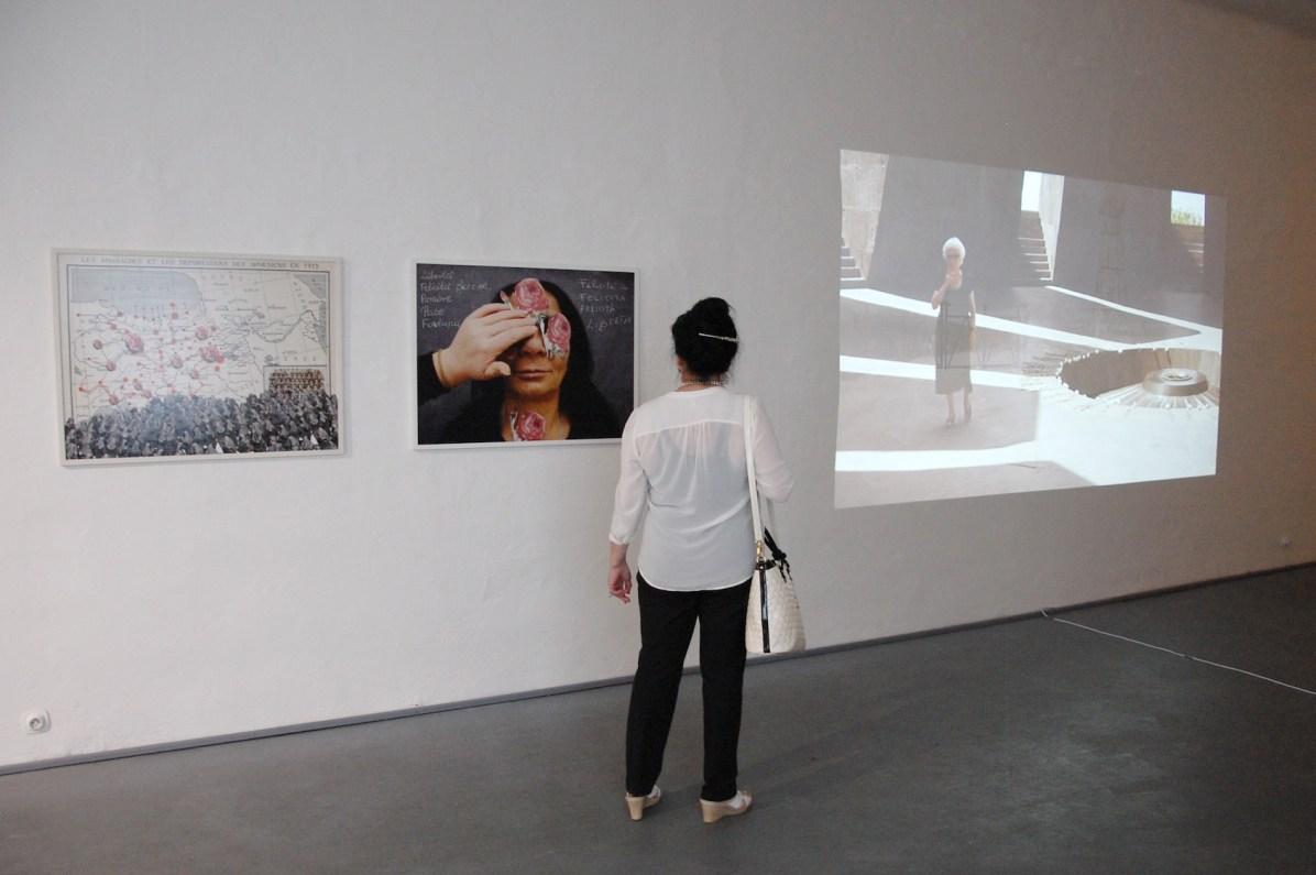 Venti per Una. Venti regioni per un'Italia, venti artisti per una mostra. Uno sguardo Laterale, Galleria d'arte di Povazie, Žilina, Slovacchia (inaugurazione della mostra)