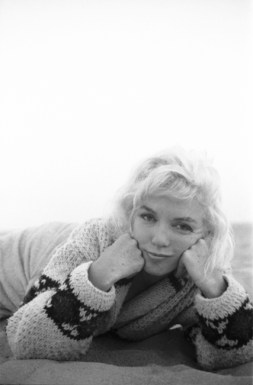 Copyright George Barris. All Rights Reserved, Marilyn, 1962