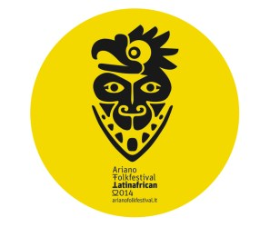 Ariano Folkfestival 2014 Latinafrican, Ariano Irpino (AV) (logo)
