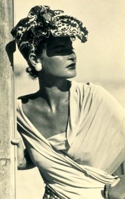 Man Ray, Juliet in California, 1944, fotografia, 23.2x14.6 cm, Collezione privata Courtesy Fondazione Marconi © Man Ray Trust by SIAE 2014