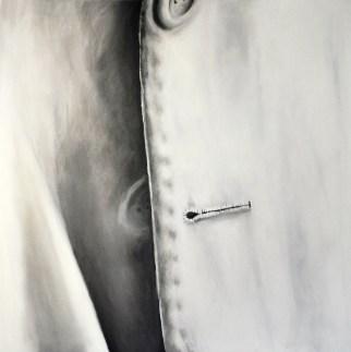 Galleria de' Bonis - Sonia M.L. Possentini, L'innocenza delle Cose, 2014, olio su tela, cm. 100x100