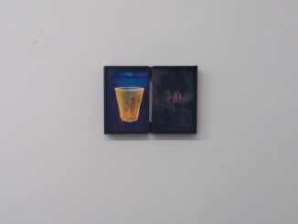 Matteo Sanna, The Empty Whole, veduta della mostra, Contact Zone – Contemporary Art Gallery, Lugano