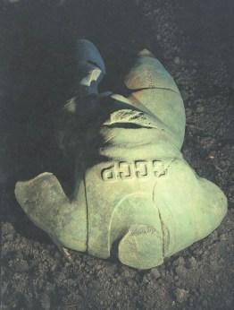 Grisha Bruskin, La collezione di un archeologo, Athlete, 2004-2009