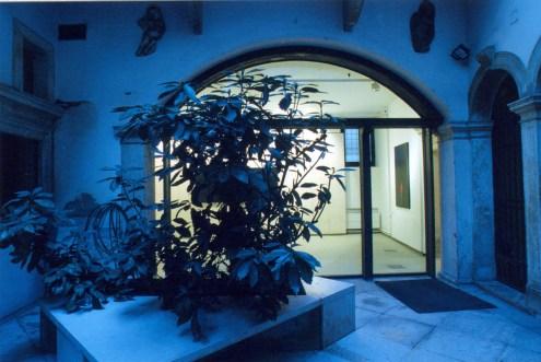 Galleria La Giarina, esterno Courtesy La Giarina, Verona