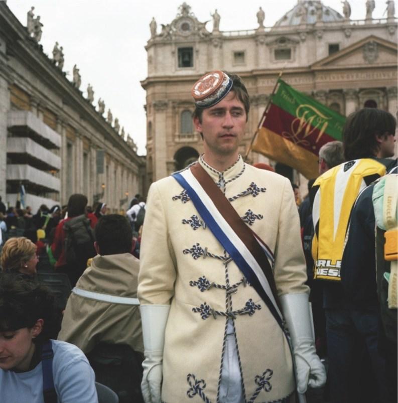 Luciano Leonotti, Roma, 2005 Courtesy L'Ariete artecontemporanea, Bologna