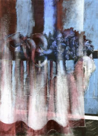 Marco Spaggiari, Senza titolo N°6, 70x50 cm Courtesy RvB Arts, Roma