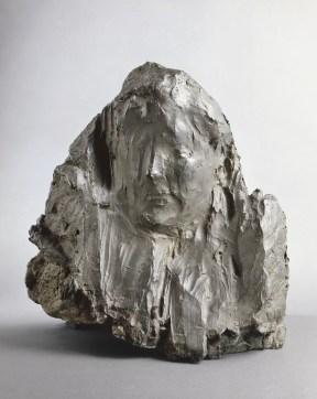 Medardo Rosso, Madame Noblet, 1897, bronzo, 51x50x35 cm Milano, Galleria d'Arte Moderna