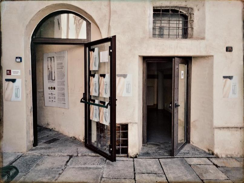 F/10, veduta ingresso, Castello di Casale Monferrato (AL)