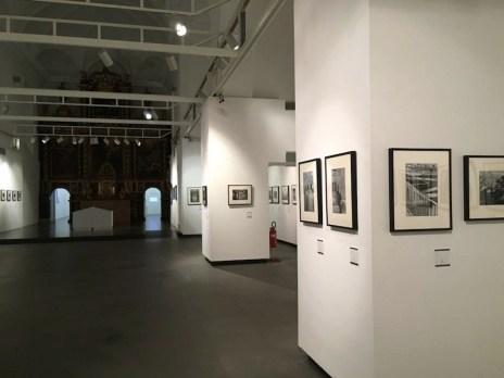 Leonard Freed. Io amo l'Italia, veduta della mostra, Centro Saint-Bénin, Aosta