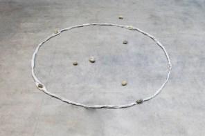 Kishio Suga, Periphery of Space, 1980/2016 Courtesy dell'artista, Blum & Poe, Los Angeles/New York/Tokyo e Pirelli HangarBicocca, Milano Foto Agostino Osio