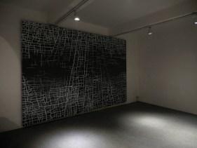 Massimiliano Galliani, DE VISU, veduta mostra, Spazio Testoni, Bologna