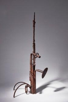 Paul-Wiedmer-Neuenburg-1974.-Metallo-50x28x114cm.-Art-Collection-City-of-Bern
