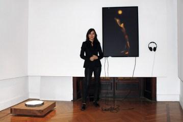 Anna Skoromnaya alla mostra di Arteam Cup 2016, Palazzo del Monferrato, Alessandria