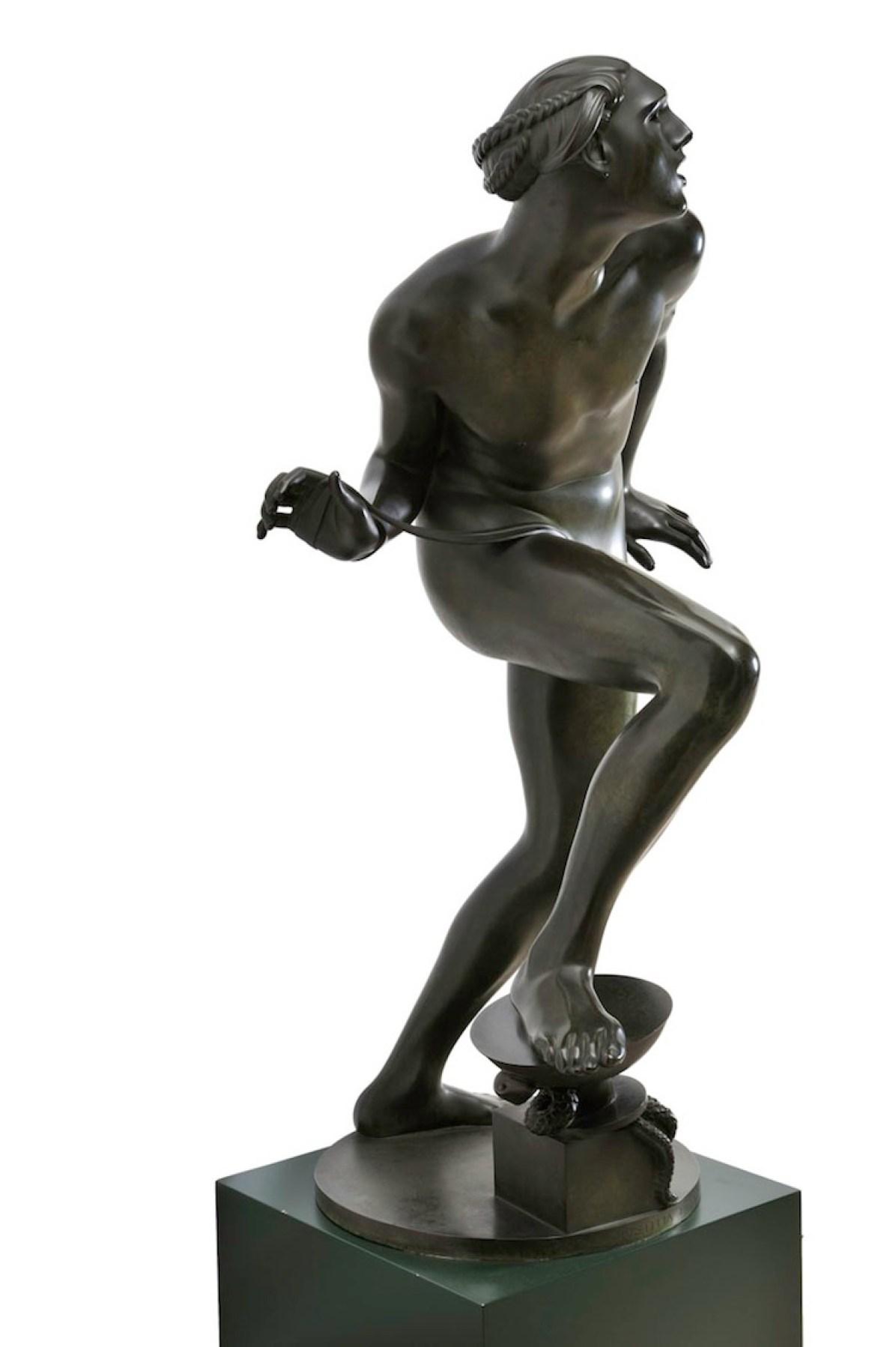 Adolfo Wildt, Parsifal (il puro folle)