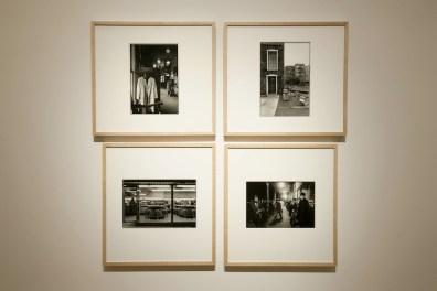 New York New York. Arte italiana. La riscoperta dell'America, veduta della mostra (Ugo Mulas), Museo del Novecento, Milano Foto di Maurizio Tosto