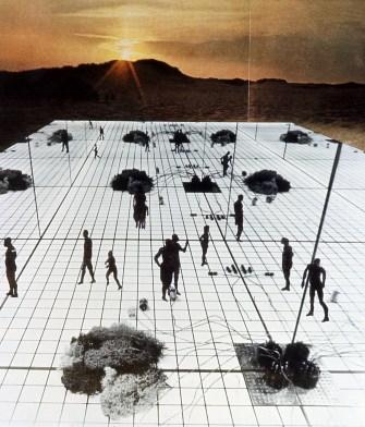 Superstudio, Scatola Simulatrice per Supersuperficie, 1972. Filottrano (Ancona), Collezione Cristiano Toraldo di Francia
