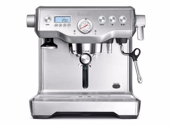 Best espresso machine-Breville BES920XL Dual Boiler Espresso Machine Review
