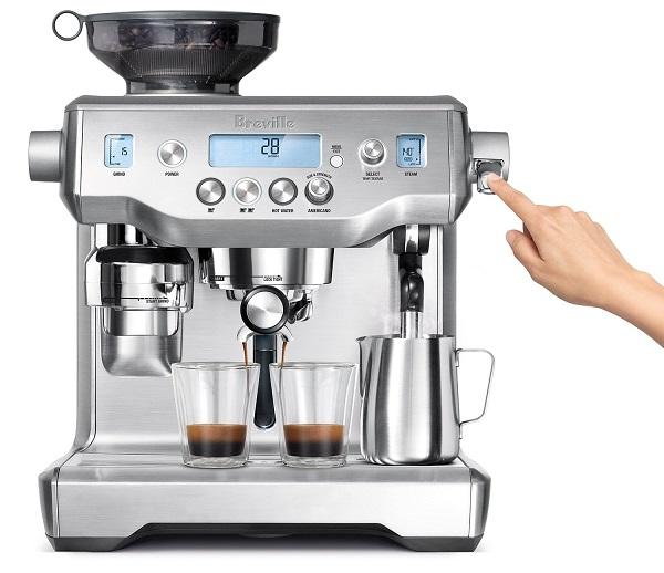 Best espresso machine-Breville BES980XL Oracle Espresso Machine Review