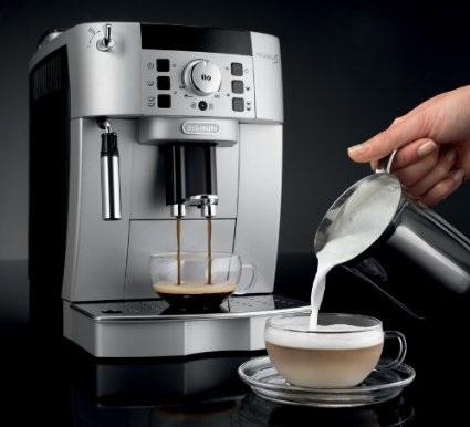 Best espresso machine-DeLonghi ECAM22110SB Compact Automatic Espresso Machine Review