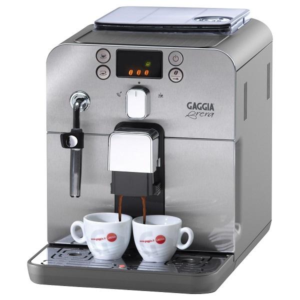 Best espresso machine-Gaggia Brera Super automatic Espresso Machine
