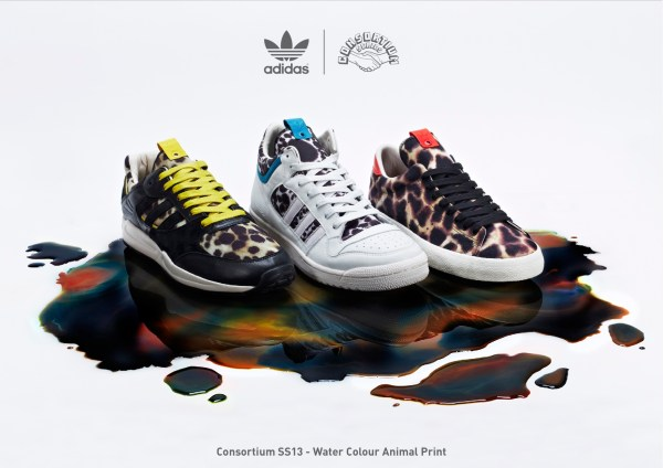 adidas x Consortium Water Color Animal Print buy sell purchase launch release store online styles retail cost shipment shipping details price