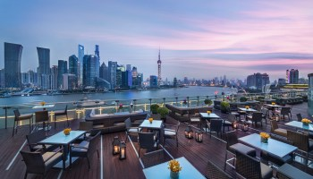 Banyan Tree Shanghai on the Bund Tops Rooftop bars best china