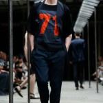Dries Van Noten, Menswear Spring Summer 2015 Fashion Show in Paris
