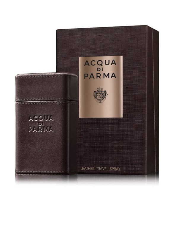 Acqua di Parma Ingredient Collection Leather Travel Spray