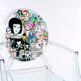 tokidoki x Kartell Collaborate on New Chair Design