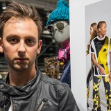 Collage Sensation Max Burnstein discusses His Live G-Star Raw Collaboration