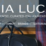 Via Luca is Your New Source for Curated Italian Menswear