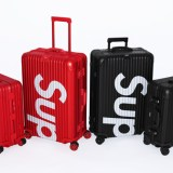 Supreme x Rimowa Release Luggage for Hypebeasts