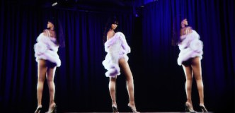 Rihanna Launches Lingerie Line in Williamsburg