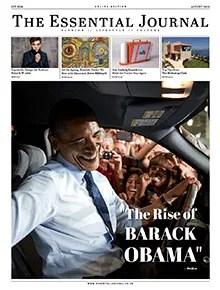 "Issue 16: ""The Rise of Barack Obama"""