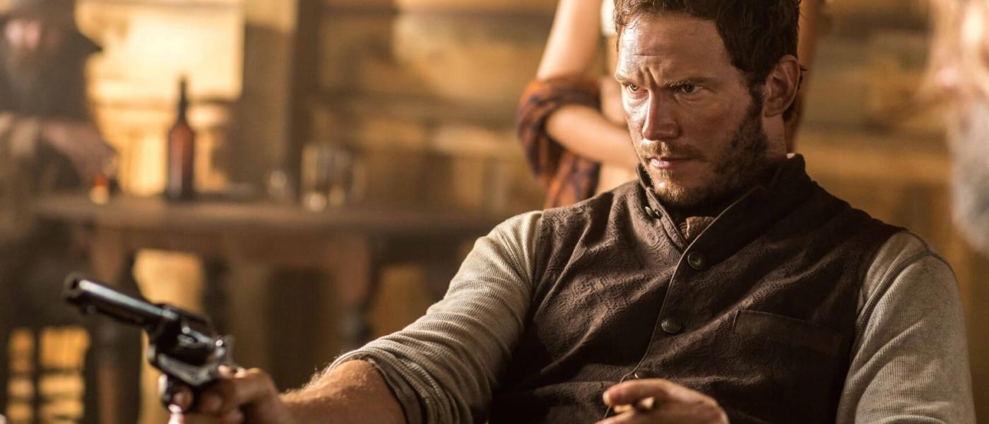 Chris Pratt stars in Metro-Goldwyn-Mayer Pictures and Columbia Pictures' THE MAGNIFICENT SEVEN.