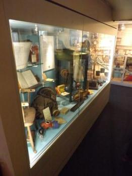 Epping Forest District Museum - display