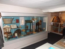Epping Forest District Museum - childhood display
