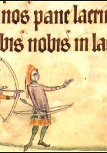 Psalm 79; archery practice