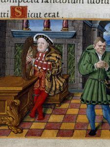 The Psalter of Henry VIII