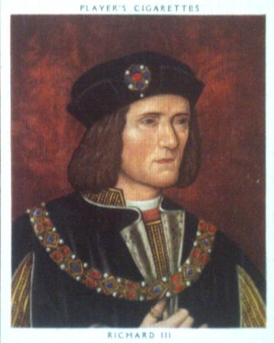 Richard III – Tuck's Kings & Queens