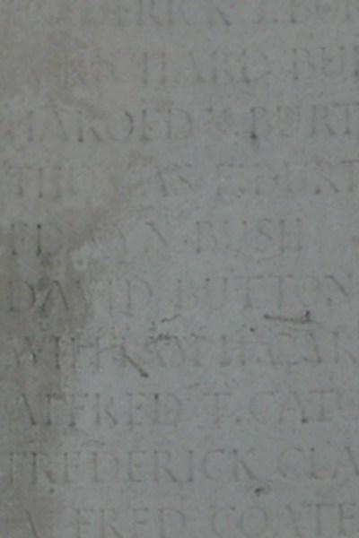 Great Dunmow War Memorial - David William Button