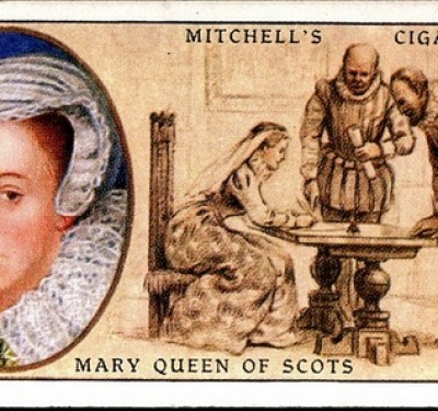 Mary Queen of Scots – Famous Scots