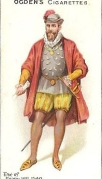 Ogdens British Costumes 100BC to 1904