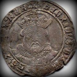 Henry VIII Testoon