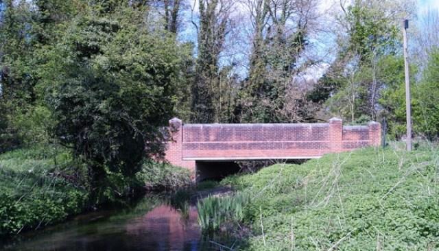 Bishop's Stortford - Trout Bridge - Gipsy Lane