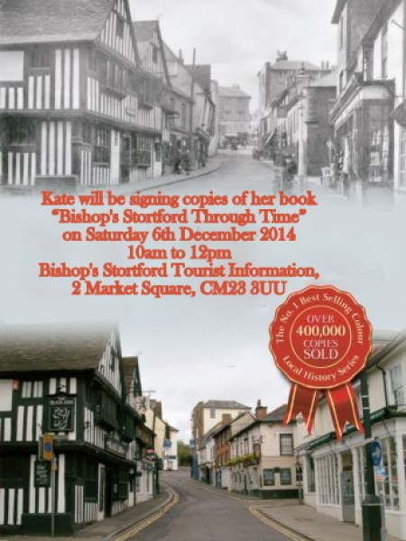 Bishops Stortford Through Time by Kate Cole