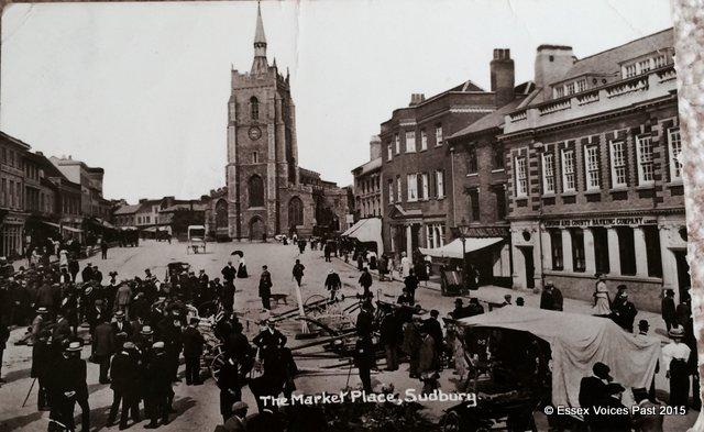 Sudbury's Market Place